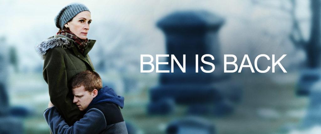 Ben is Back Banner