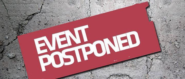 Event Postponed Image