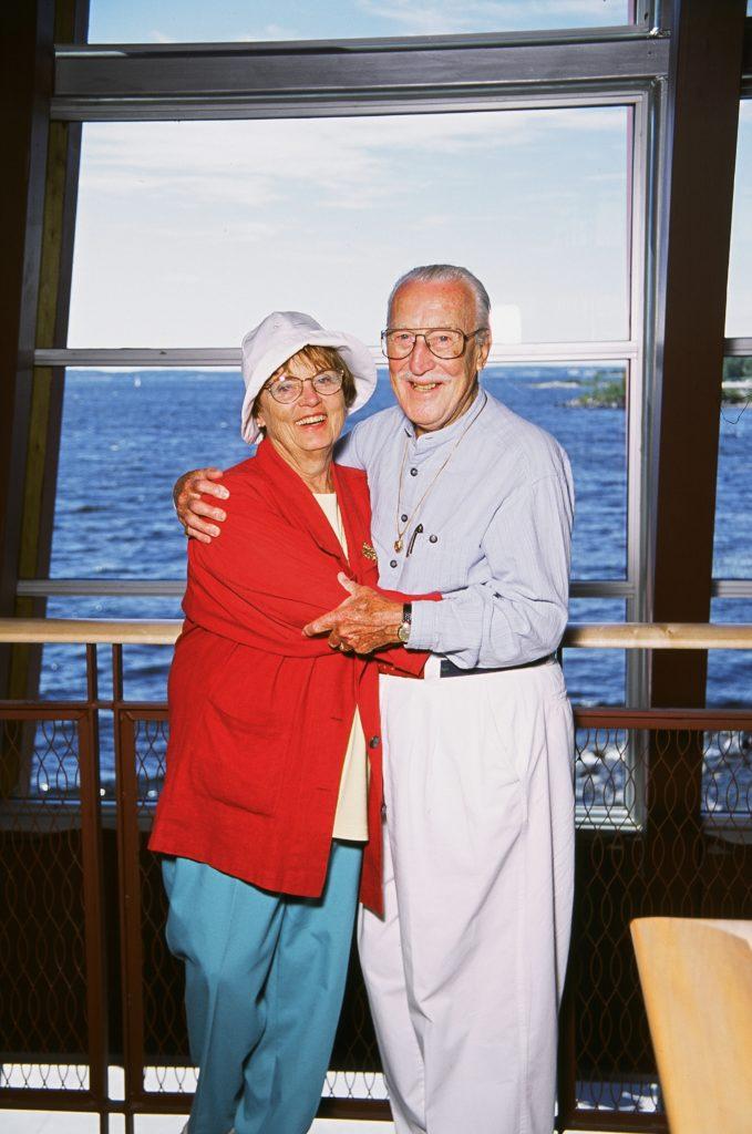 Charles & Lois Stockey