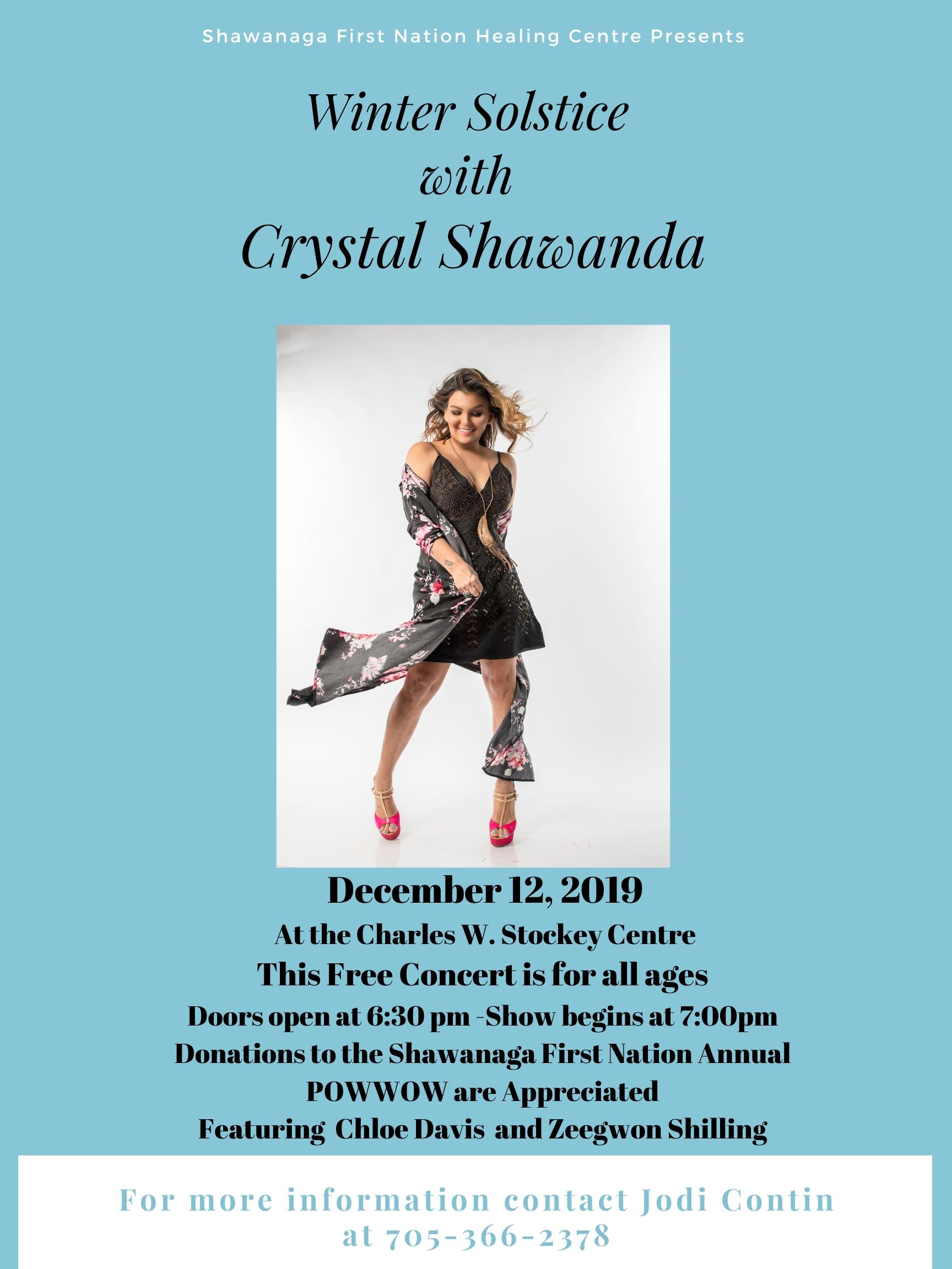 Crystal Shawanda Concert Image
