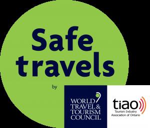 WTTC TIAO SafeTravels Stamp